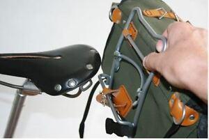 Image Is Loading Carradice Classic Saddlebag Rack For Saddle Bags