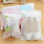 Clear Frosted Plastic Packaging Zipper Bags Resealable For Clothes Underwear