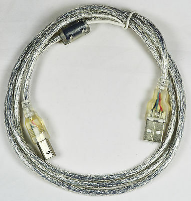 1.5M(5FT) USB 2.0 A TO B HIGH SPEED PRINTER SCANNER CABLE