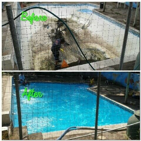 All SWIMMING POOL SERVICES