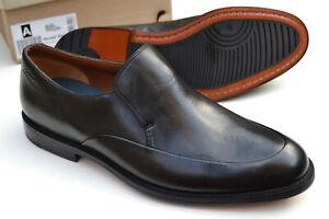 shine Uk 10 45 Dorset Leather hombre zapatos para Black Bnib Step Clarks 5 Hi qwRv88