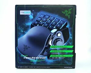 Details about RAZER Nostromo PC Gaming Keypad