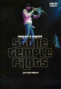 stone temple pilots sour sex and violence dvd in Lewisville