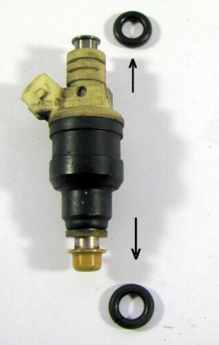 Conjunto reparación agujas repairkit 8 juntas tóricas inyectores Bosch para 4 zyl