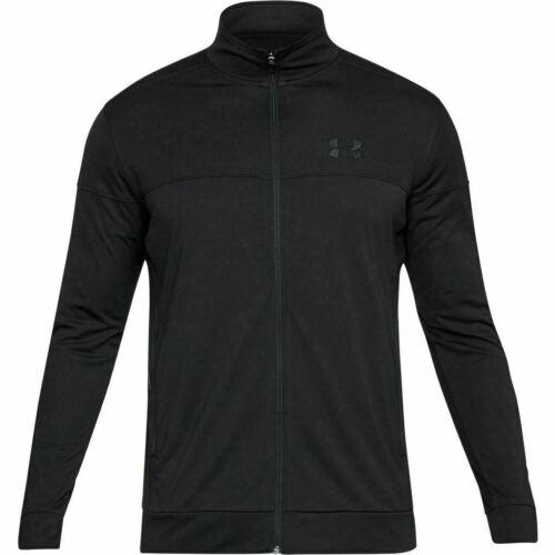 Under Armour UA Men/'s Sportstyle Pique Full Zip Veste De Survêtement-Neuf