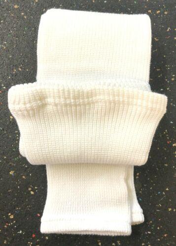 "White North Stars Junior size - New 24/"" CCM Hockey Socks"