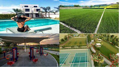 Casa en Residencial con Roof Alberca y Sports club en Cuernavaca a lado de Club de Golf