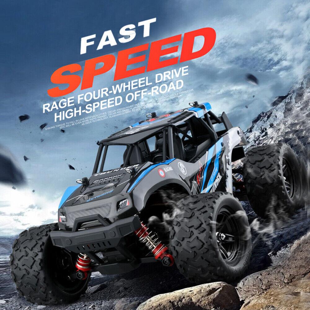 1 18 50km h High Speed Racing RC auto fuoristrada  elettrici a distanza controllata CAMION  risparmia fino al 30-50% di sconto