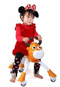 BABY WALKER FIRST STEP ACTIVITY BOUNCER MUSICAL TOY PUSH ALONG RIDE ON CAR FUN