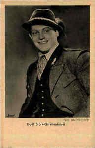 Schauspieler-Kino-Film-Theater-V-ROSS-1930-Portraet-Gustl-Stark-Gstettenbauer