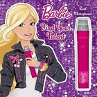 Barbie Find Your Talent: Book with Microphone by Reader's Digest Association (Hardback, 2013)