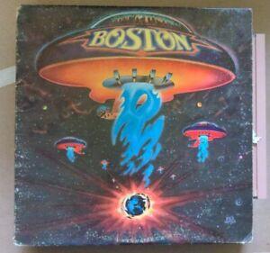 Boston Boston LP Epic PE 34188 Terre Haute Press 1976