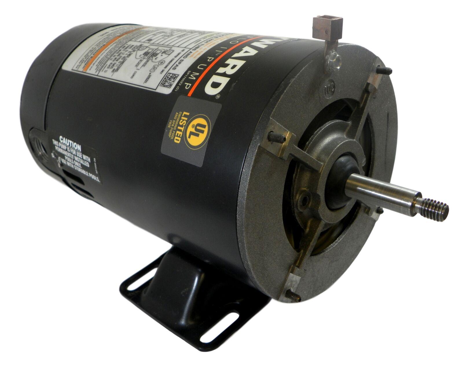 Hayward SP1500Z1E 115V 1 2 HP 3450 Rpm 1 Velocidad Motor Eléctrico