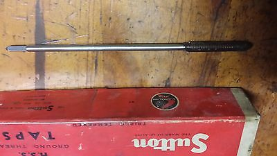 """HSS HSSE Hand Tap Gun Nose spiral point Whitworth BSW 5//16/"""" x18 RH.Sutton Osborn"""
