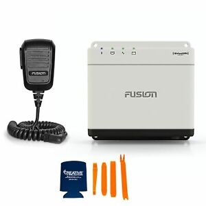 Fusion MS-WB670 Apollo Marine Hideaway Entertainment System with Fusion MS-FHM