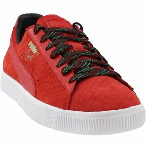 quality design fe8a8 5ad53 Details about Puma Clyde GCC Casual Sneakers - Animal - Mens