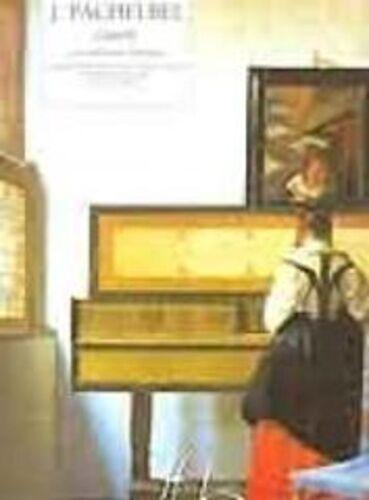 Piano Solo Johann piano Canon Sur Une Basse Obstinee ; Pachelbel HX26337