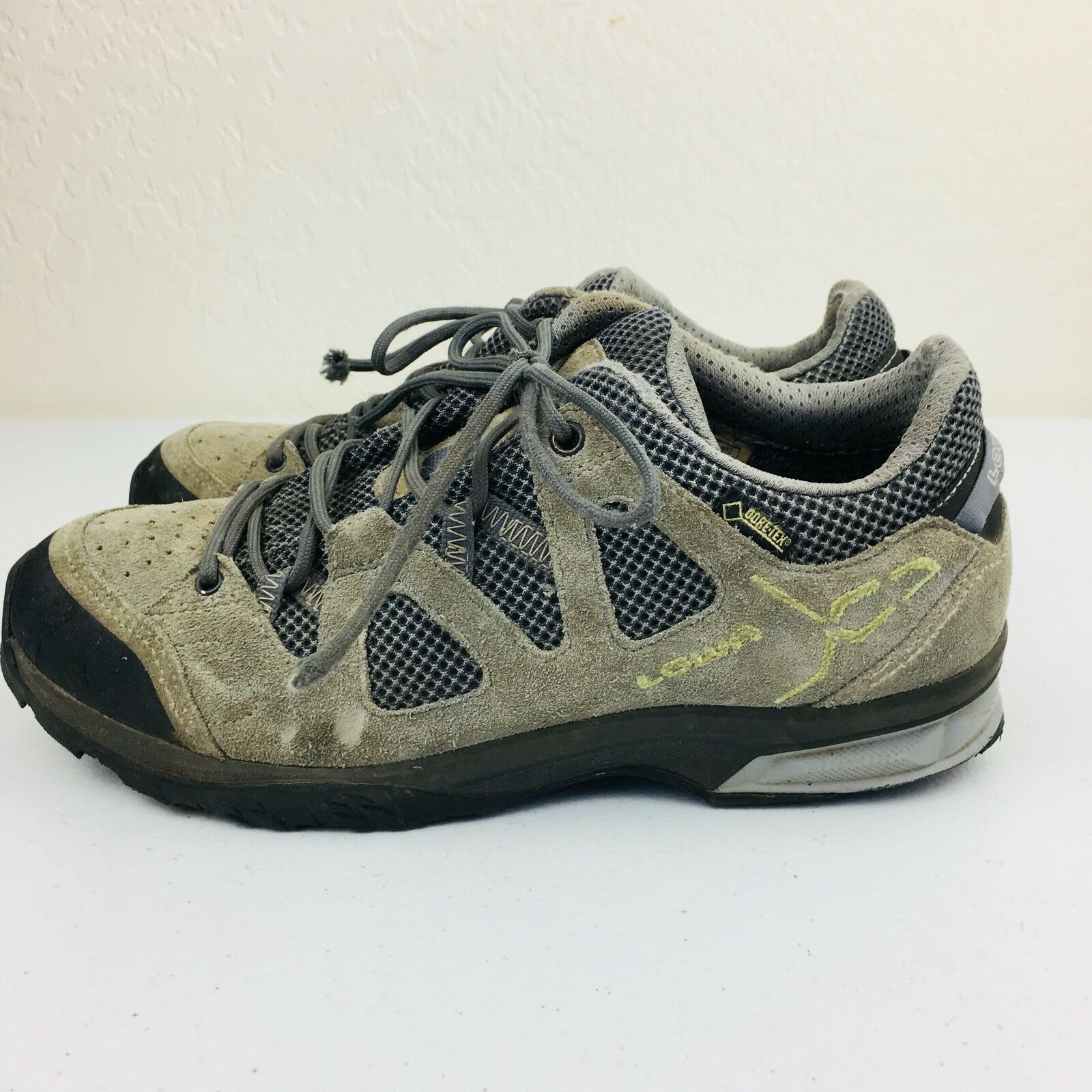 Lowa Phoenix Gore-Tex Lo Low Low Low Top Hiking Shoes Uomo Suede Outdoor Trail Size 7 615c3c