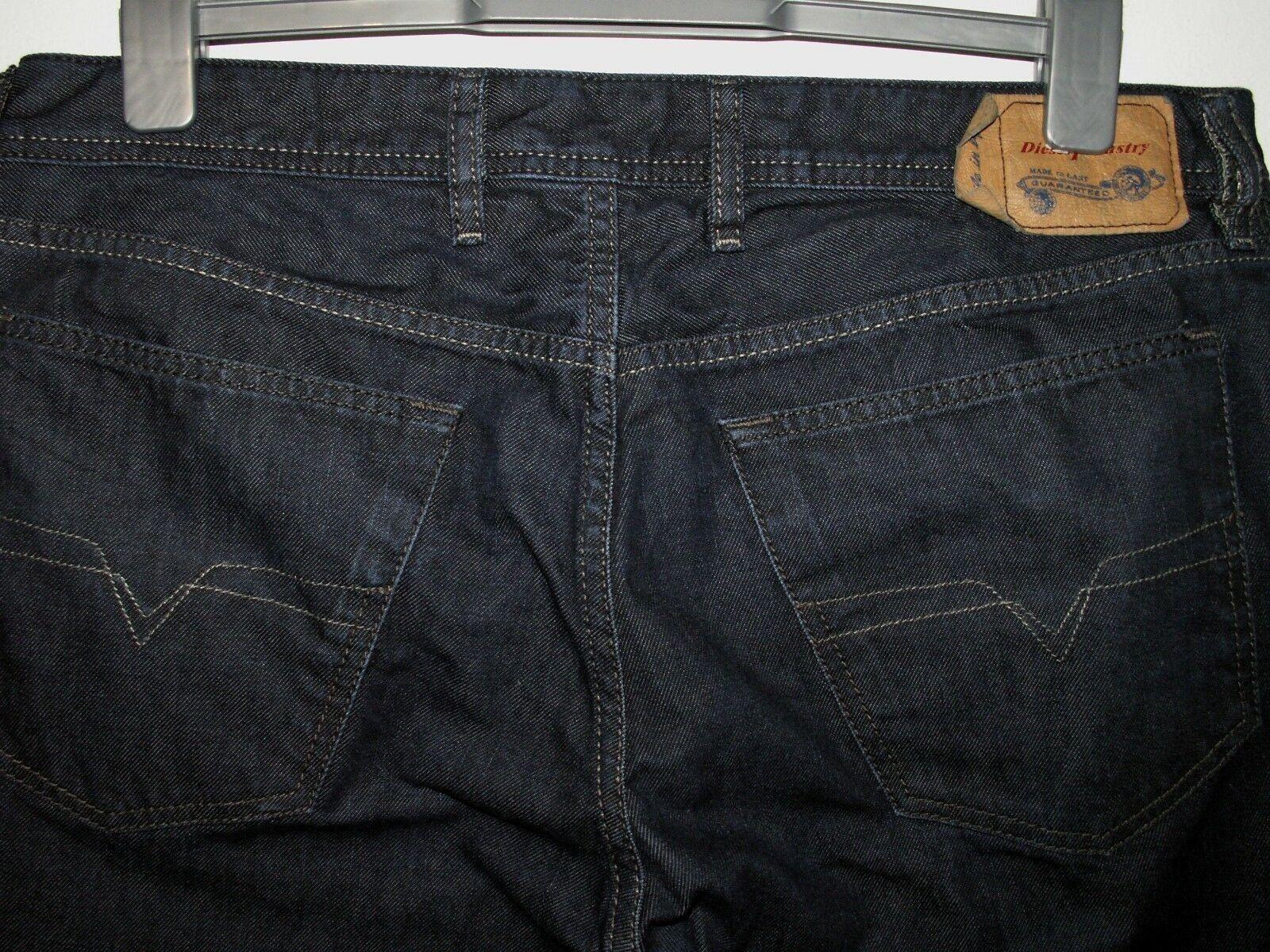 Diesel waykee regular-straight fit jeans wash 0088Z W36 L30 (a4530)