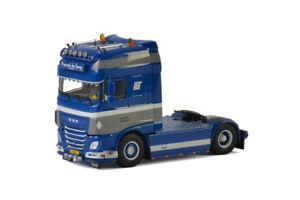 Collection Wsi Unité de cabine 4x2 Daf Xf Ssc Pascal De Jong 05-0072 8719674005144