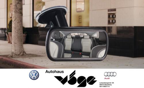saugfußbefestigung//niños espejo 000072549a adición - Originales de VW espejo interior