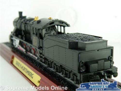 SERIE K WURTEMBERG MODEL STEAM TRAIN RAILWAY 1:100 APPROX LOCO STATIC DISPLAY K8