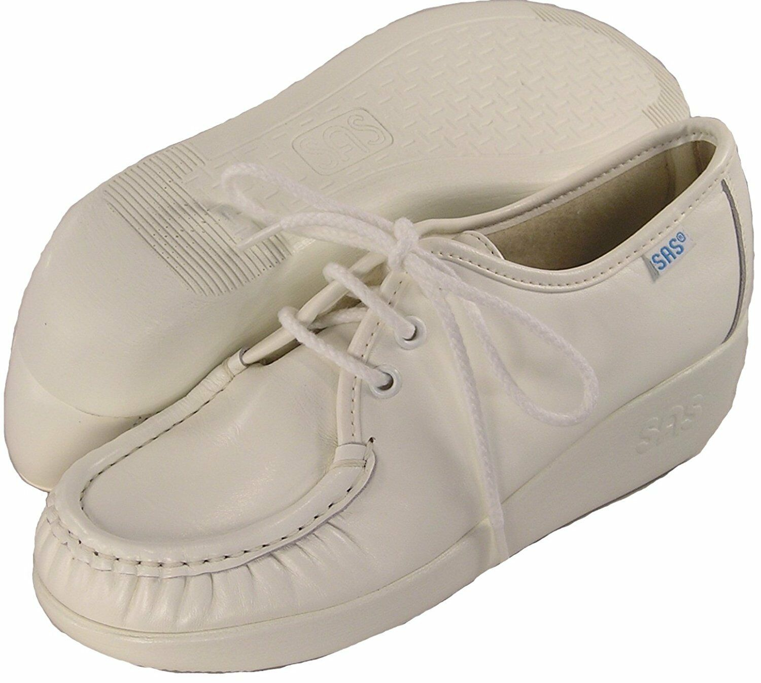 Original SAS Bounce White 0001-001 M Medium Women