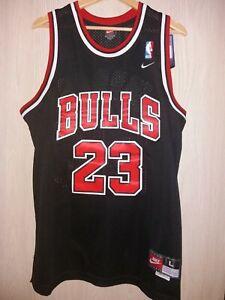 CANOTTA-Chicago-bulls-NIKE-TAGLIA-L-Jordan-23