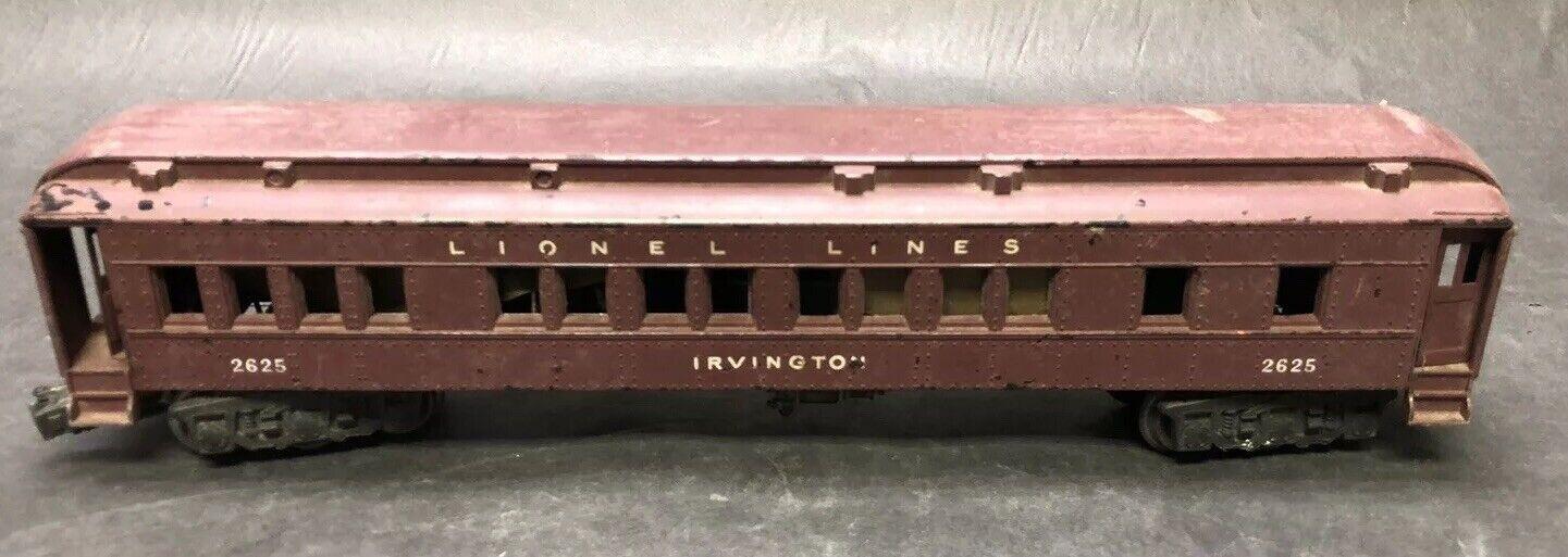 Lionel 2625 Lionel Lines  Irvington  coche de pasajeros