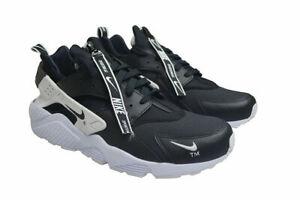 Nike Air Huarache Run Premium Zip Nero Scarpe Uomo