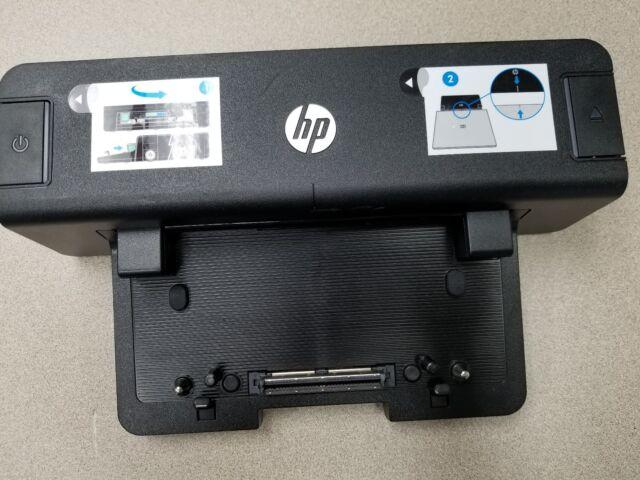 HP EliteBook Laptop Docking Station 2170p 8440p 8460p 8470p 8470w 8540w 8560p