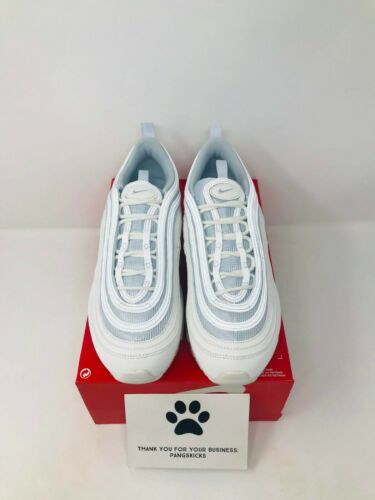 Nike Air Max 97 /'Summit White/' 921522-103 GS Size 3.5Y-7Y