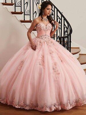 Ball Gown Quinceanera Dress Free Bolero