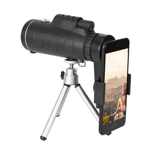 Day-Night-Vision-40X60-HD-Optical-Monocular-Hunting-Camping-Hiking-Telescope