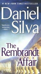 Rembrandt-Affair-Paperback-by-Silva-Daniel-Brand-New-Free-P-amp-P-in-the-UK