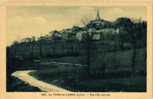CPA-La-Tour-en-Jarrez-vue-cote-sud-est-664041