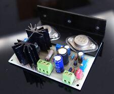 2pcs Two Channel JLH 1969 A CLASS A Stereo Amplifier Board MOTO 2N305  DIY Kits