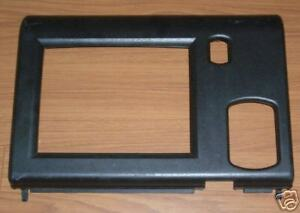 Merit-Megatouch-Force-Radion-Front-Monitor-Bezel-Plastic-Cabinet-piece-Used