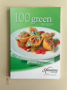 Slimming world 100 green recipes book over half free old plan image is loading slimming world 100 green recipes book over half forumfinder Choice Image