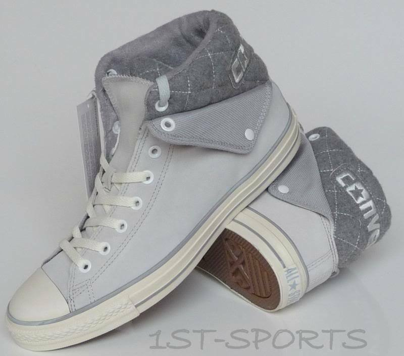 CONVERSE MENS TRAINERS, SHOES, CT PC PEEL BACK MID, UK 7.5 to 10 GREY