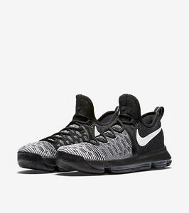 8d8e5386499f NIKE zoom kd 9 mic drop oreo black white flyknit 843392-010 MC