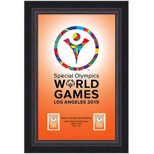 New-USPS-Special-Olympics-Framed-Art