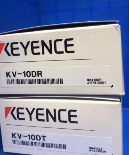 1PC   NEW IN BOX KEYENCE KV-10DR  FREE SHIPING