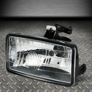 LH OR RH FOG LIGHT ASSEMBLY EXTREME FOR 00 03 CHEVROLET S10 BLAZER GM2592140
