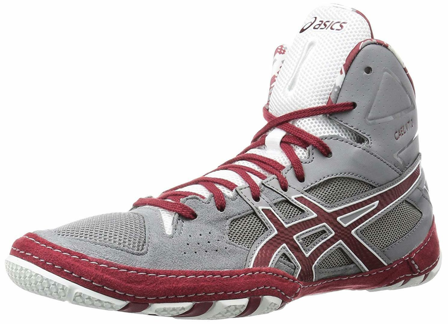 ASICS Men's Cael V7.0 Wrestling shoes - Choose SZ color