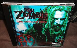 Rob Zombie - The Sinister Urge (CD, 2001) | eBay