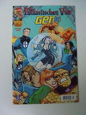 1x Comic -Marvel Crossover -Die Fantastischen Vier Nr. 27 - Z. 1