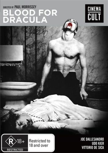 1 of 1 - Blood For Dracula (DVD, 2014)