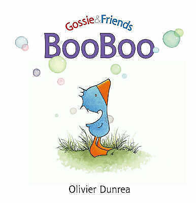 1 of 1 - Gossie & Friends: Booboo by Olivier Dunrea (Paperback, 2006)
