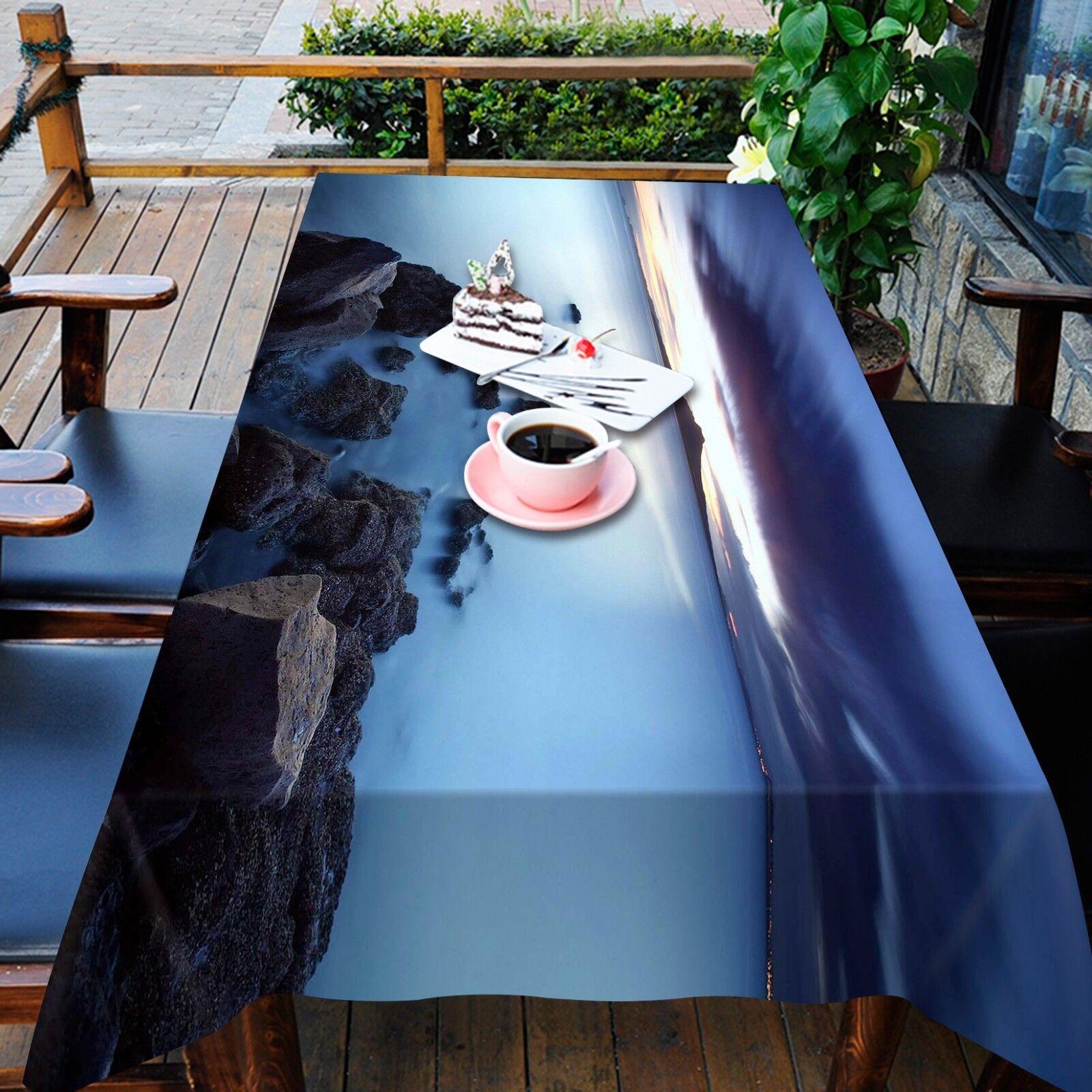 3D Sky sea 904 Tablecloth Table Cover Cloth Birthday Birthday Birthday Party Event AJ WALLPAPER UK f6c36a